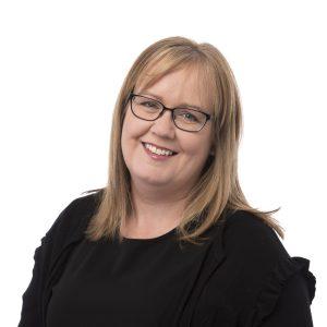 Shona Hammell : Cash-Room Manager