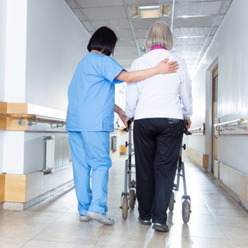 selecting nursing home for loved one