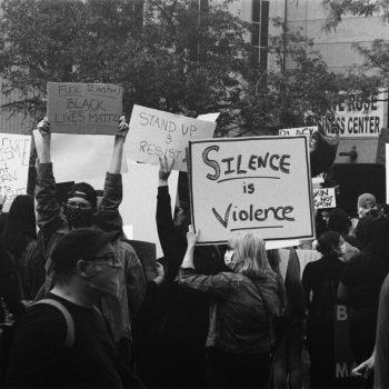 A Silent/Violent Picture