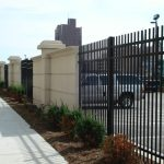 Commercial Decorative Fencing