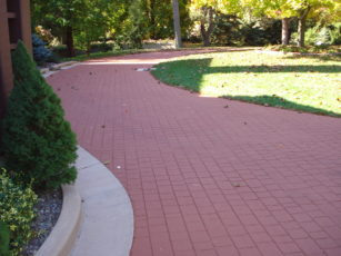 Stamped Asphalt, Residential Asphalt, Colored Asphalt, Milwaukee Asphalt, paving