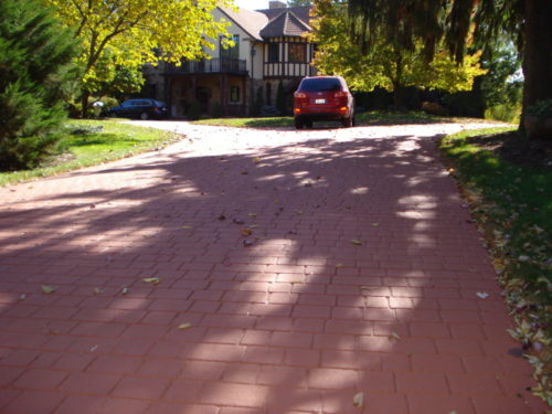 Driveway stamped asphalt milwaukee, Milwaukee Paving contractor