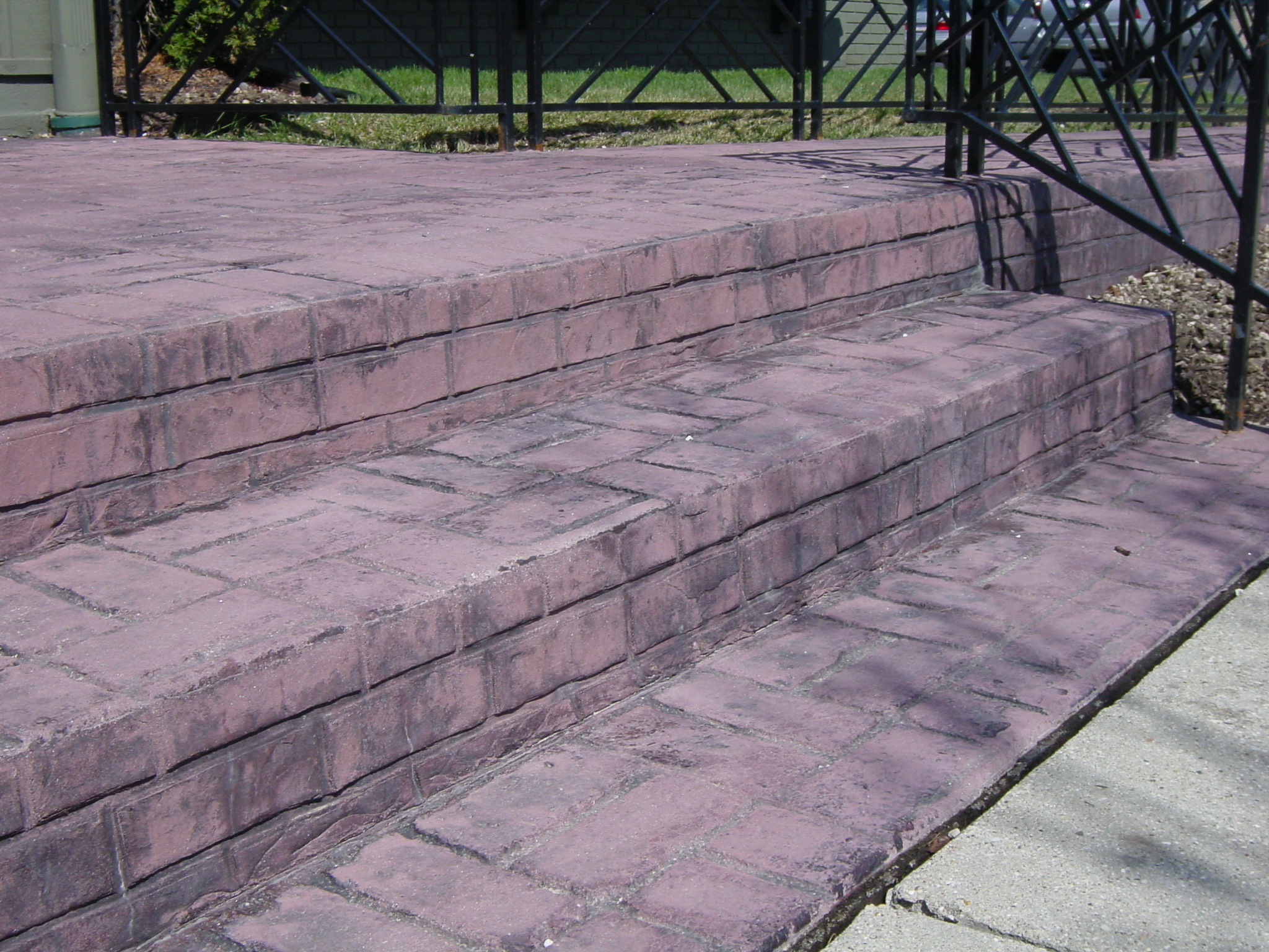 Concrete, Stamped Concrete, Driveway Construction Milwaukee