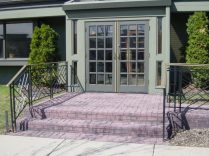 decorative concrete, paving, Milwaukee, Pavers, concrete