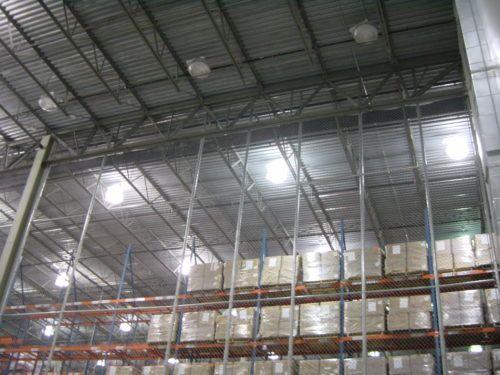 Indoor fencing, Indoor fence, commercial fence