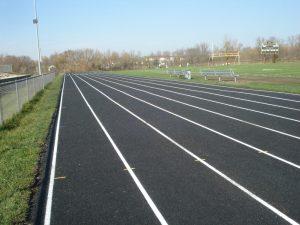 Running Track Construcion