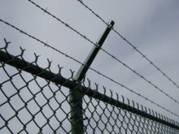 Wisconsin Commercial Fence, Milwaukee Commercial Fence, Barb Wire, Security Fence Milwaukee, Fences, Milwaukee Fence
