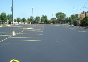 Parking lot construction, Sealcoating, Milwaukee Parking lot repair, Waukesha Parking lot repair, paving