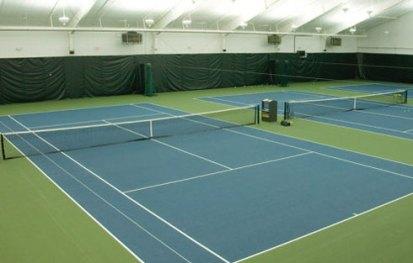 Wisconsin Tennis Court Construction, Indoor tennis court construction