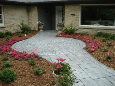 Concrete Contractor Milwaukee. concrete paving