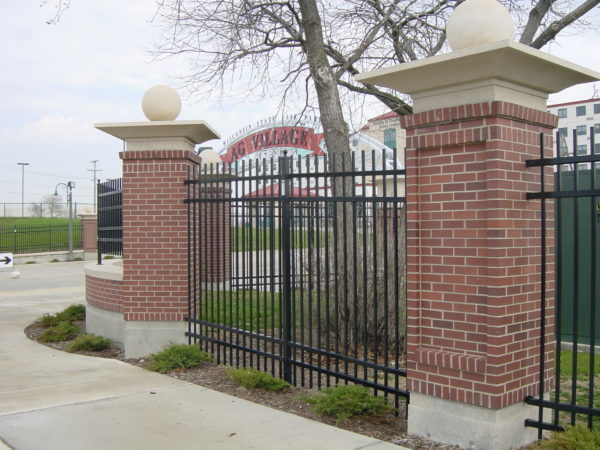 Fence and Gate Contractors Milwaukee, Security Fence Waukesha