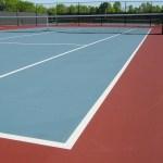 Tennis Courts, tennis court construction,