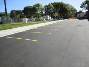 Commercial Paving Wisconsin, Commercial Asphalt Milwaukee, Commercial asphalt