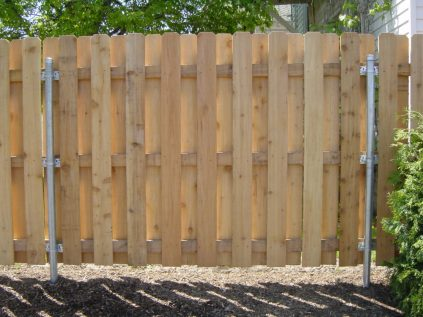 Wooden Fence Milwaukee, commercial, Fencing, Fence, Milwaukee