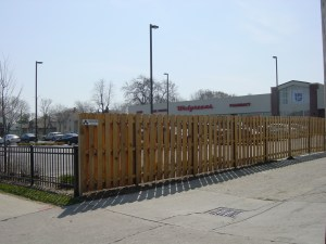 Security Fence, Commercial Fence, fencing, MIlwaukee