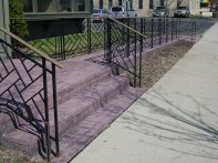 Commercial Concrete, Concrete Stairs, Paving