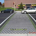 DuraTherm, Crosswalk printing, paving,Milwaukee Paving