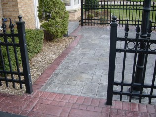 Decorative Concrete Milwaukee, Paving, concrete, Milwaukee