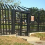 Commerical Fencing, Fence, Commercial, Milwaukee