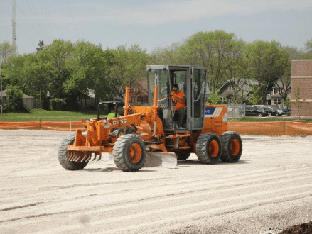 parking lot paving, asphalt, milwaukee, commercial paving,