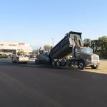 Paving, asphalt paving, parking lot paving, parking lot construction, commercial asphalt, Milwaukee