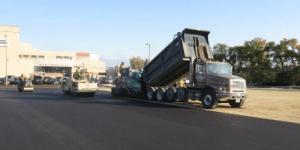 Parking lot constructon, Milwaukee Asphalt, Asphalt construction, Wisconsin Paving, commercial paving, milwaukee