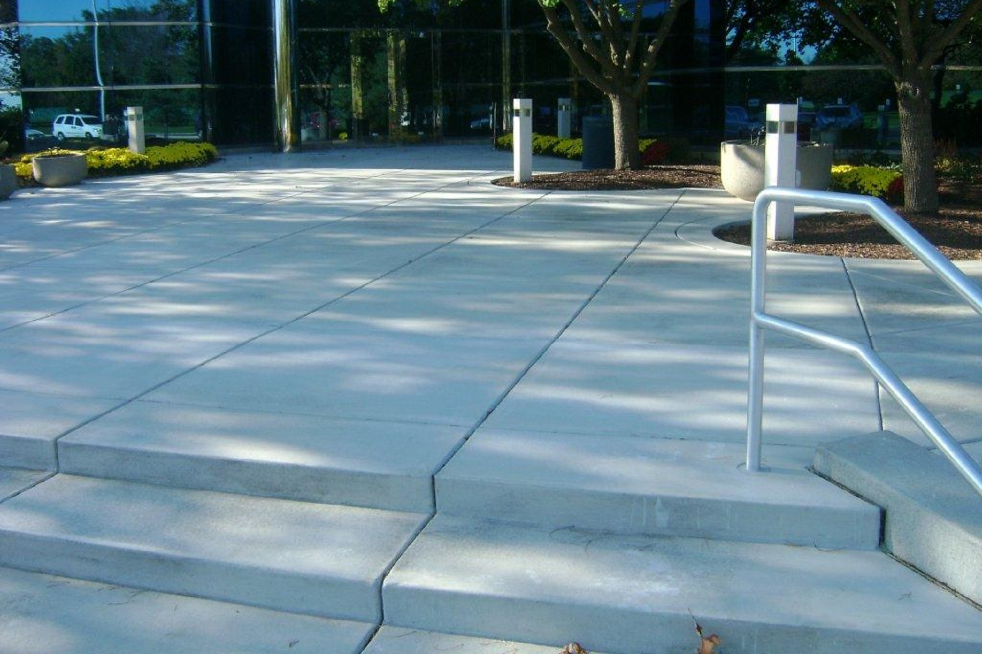 commercial Concrete Paving, Paving, Milwaukee, Concrete Contractor Wisconsin, Stamped Concrete, paving