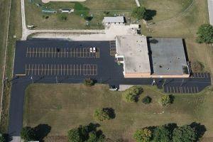 parking lot repair, milwaukee, paving, asphalt