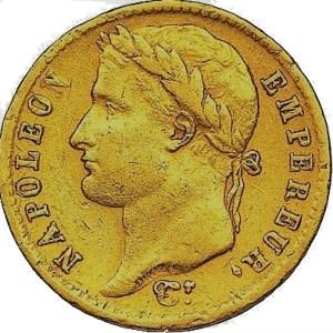 20 Frank goud Napoléon I louis d'or