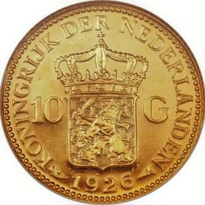 10 gulden wilhelmina