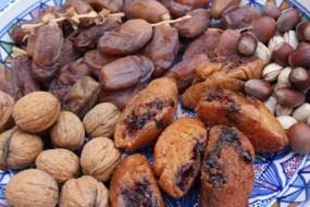 Getrocknete Früchte und Gemüse: Snack für die Gesundheit