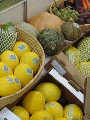 Natürliche Bio Lebensmittel, organisch und gesund