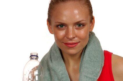 Natürliche Heilmittel für übermäßiges Schwitzen