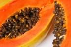 Halten Sie Ihr Gewicht mit der Papaya