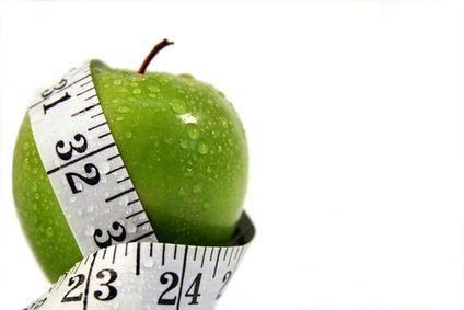 Kontrollieren Sie Ihr Gewicht mit Apfelessig