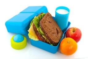 Was sollten meine Kinder in der Pause essen?