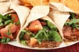 Fast Food aus gesunden Lebensmittel