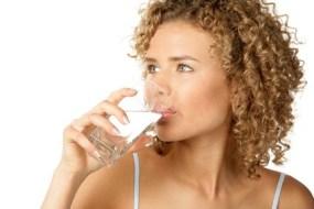 Genügend Wasser bekommen