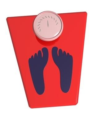 Gewichtskontrolle bei Menschen mit Hypothyreose