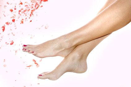 Tipps für die Füße