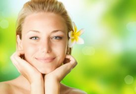 Natürliche Hautaufhellungsprodukte