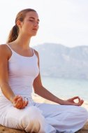 Meditation, um Angst zu lösen
