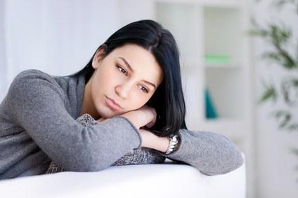 Opfer, eine negative Einstellung im Leben