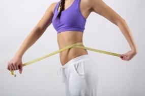 Bauch und Taille