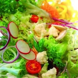 Gemüse, eine Quelle der Gesundheit