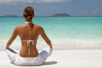 Meditation für eine bessere Gesundheit