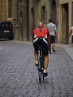 Radfahren: verabschieden Sie sich vom Übergewicht