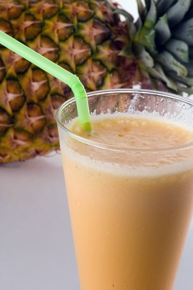 Mit Ananas in drei Tagen abnehmen