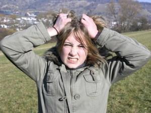 Unterdrückte Emotionen verursachen Rückenschmerzen