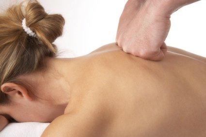 Gönnen Sie sich eine chinesische Massage!